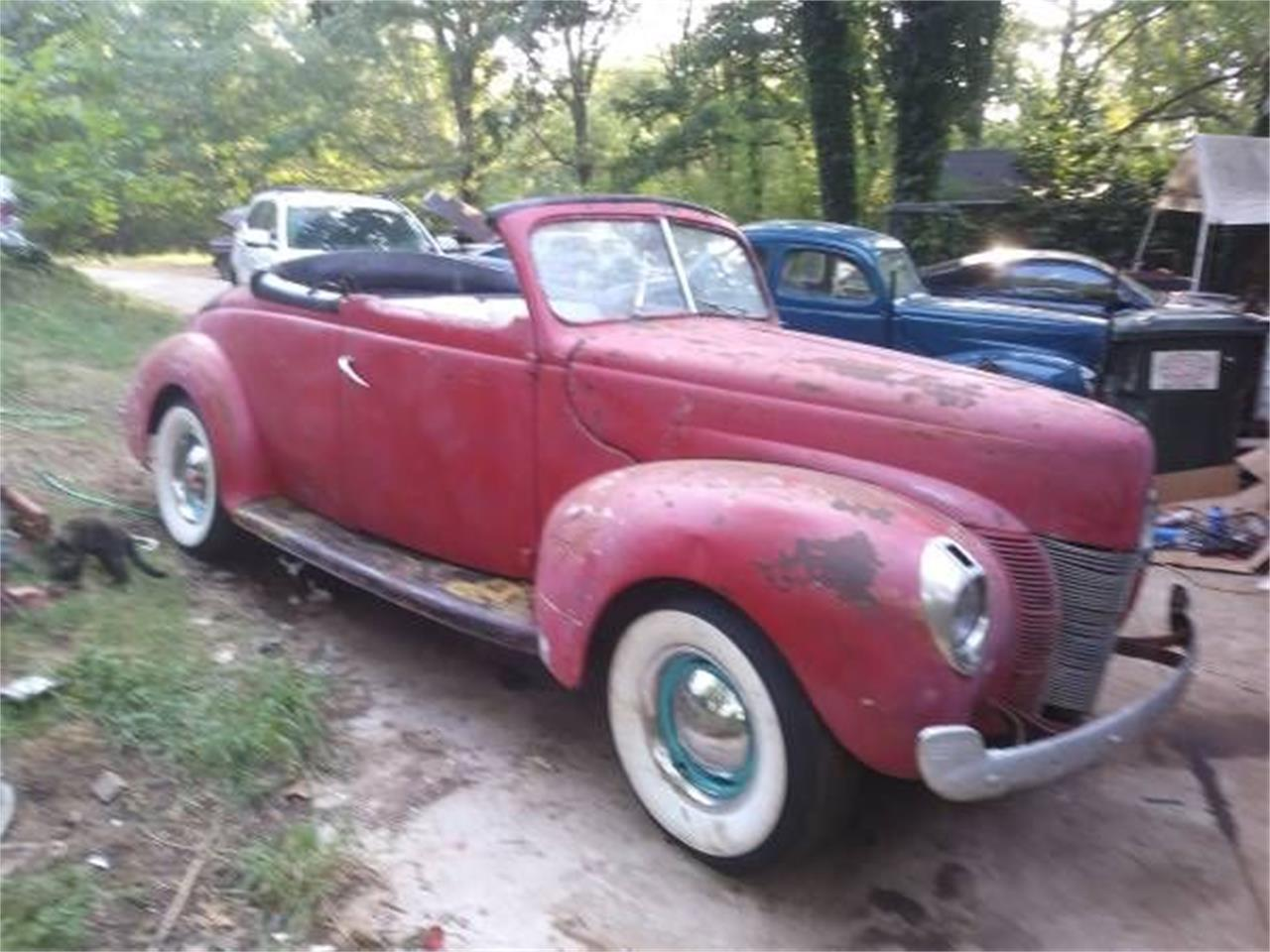 1940 Ford Convertible (CC-1161048) for sale in Cadillac, Michigan