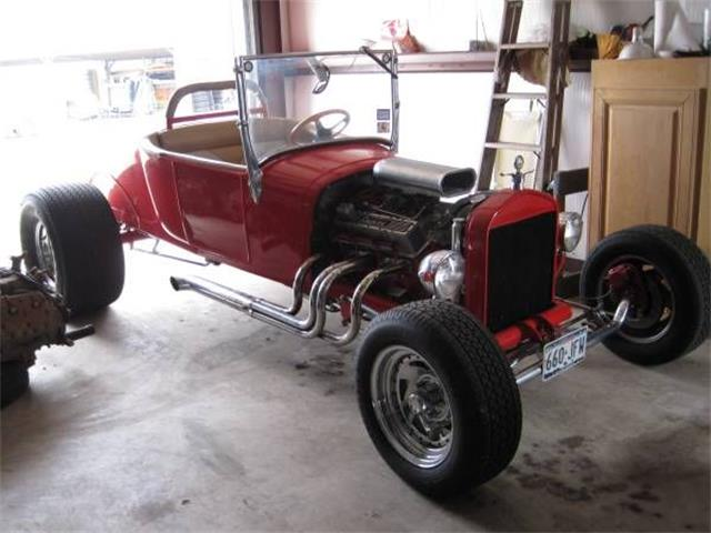 1927 Ford Highboy (CC-1161062) for sale in Cadillac, Michigan