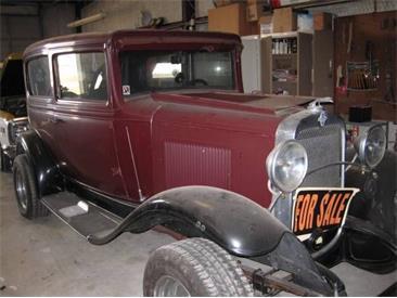 1931 Chevrolet Sedan (CC-1161064) for sale in Cadillac, Michigan