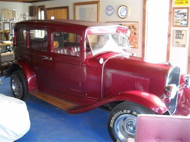 1931 DeSoto 4-Dr Sedan (CC-1161068) for sale in Cadillac, Michigan