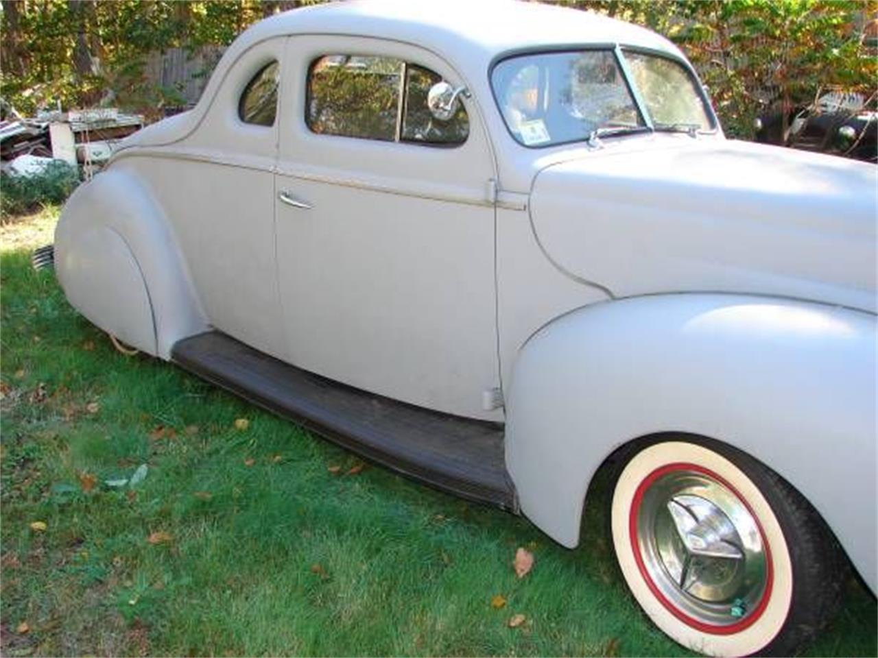 1940 Ford Deluxe (CC-1161075) for sale in Cadillac, Michigan