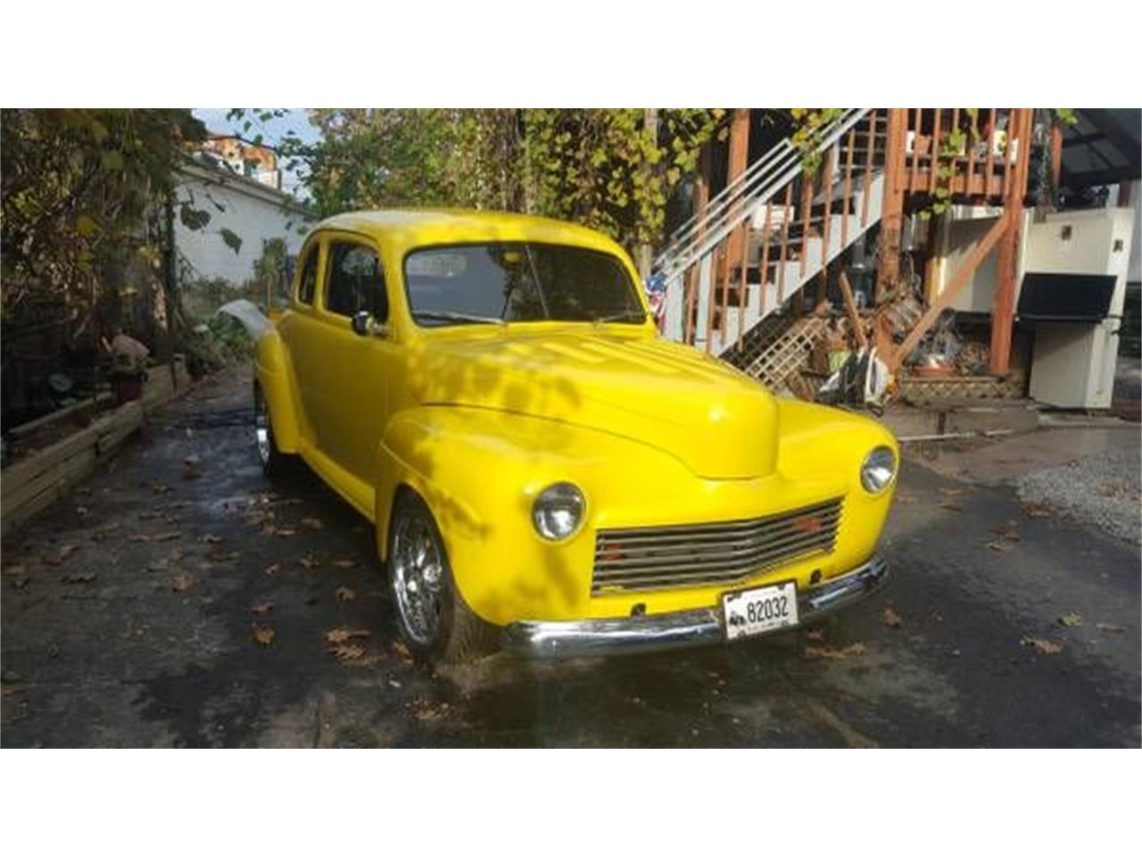 1946 Ford Custom (CC-1161081) for sale in Cadillac, Michigan