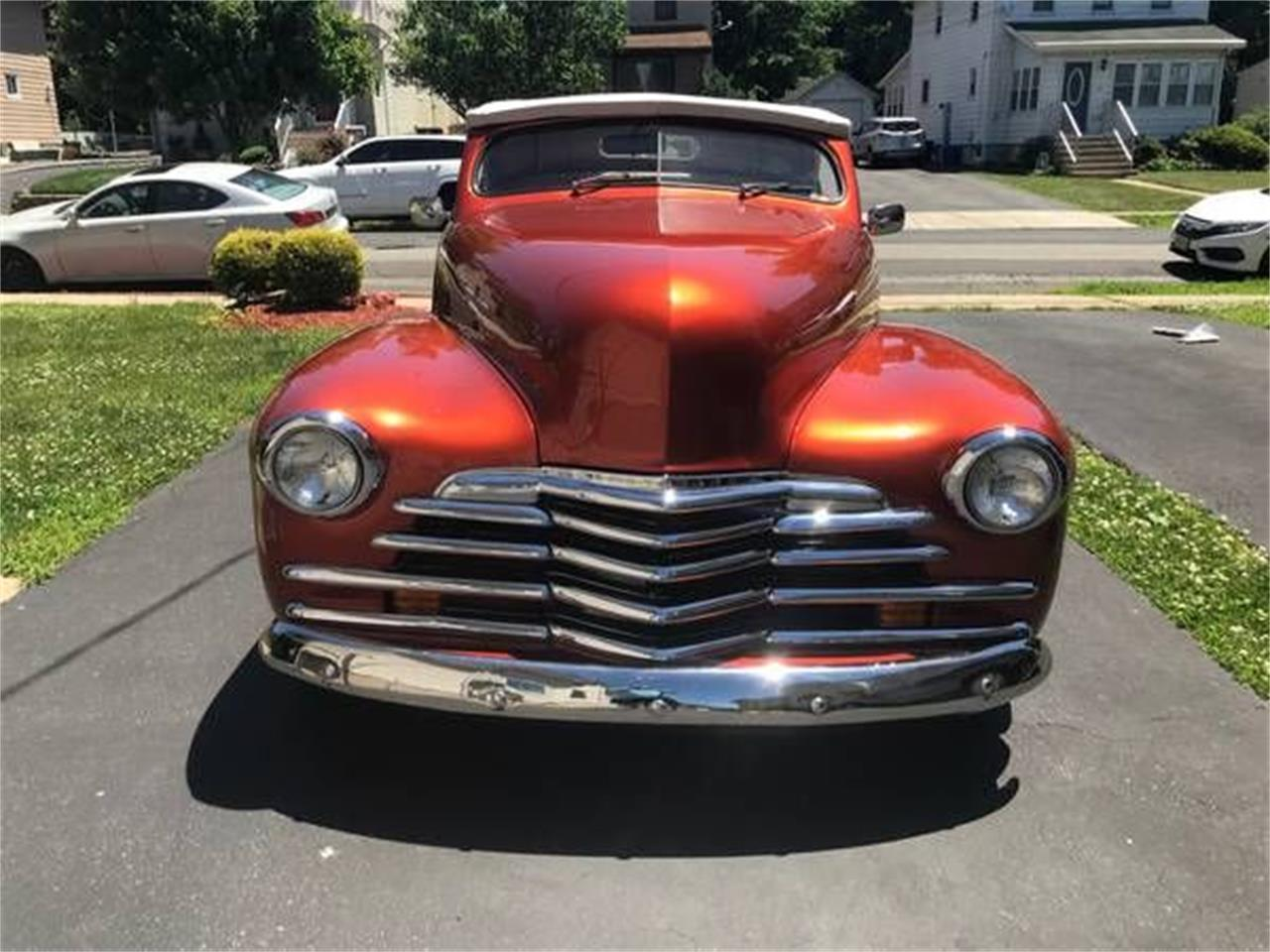 1948 Chevrolet Convertible (CC-1161083) for sale in Cadillac, Michigan