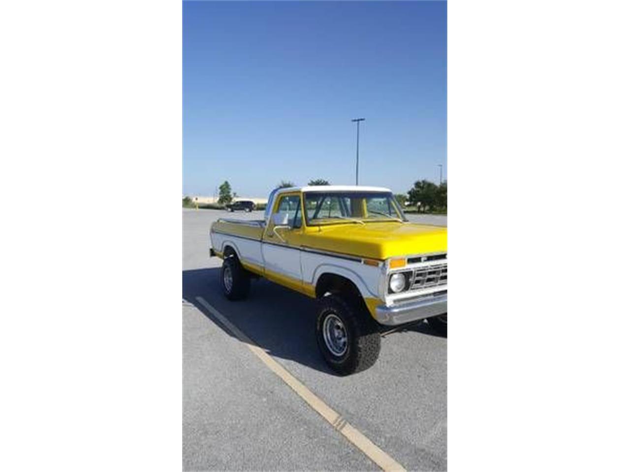 1977 Ford F150 (CC-1161100) for sale in Cadillac, Michigan
