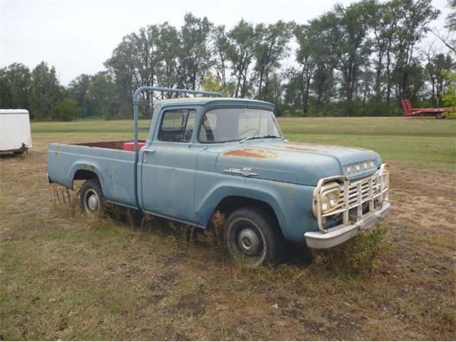 1959 Ford Pickup (CC-1161104) for sale in Cadillac, Michigan