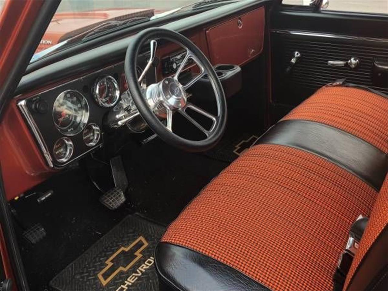 1968 Chevrolet C10 (CC-1161120) for sale in Cadillac, Michigan