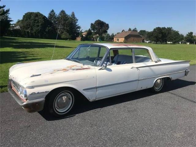 1961 Ford Fairlane 500 (CC-1161132) for sale in Cadillac, Michigan