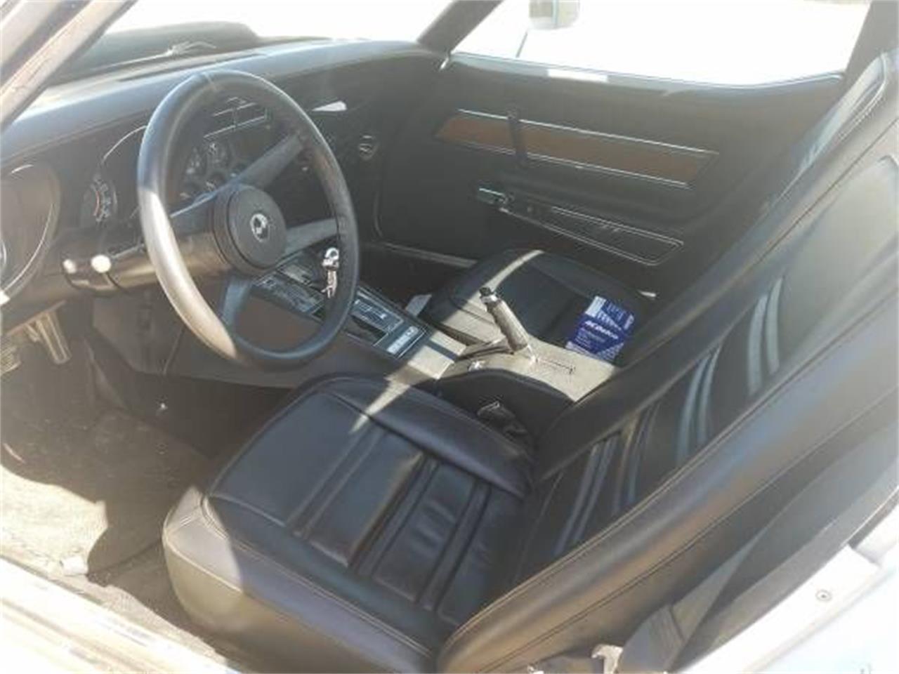 1976 Chevrolet Corvette (CC-1161134) for sale in Cadillac, Michigan