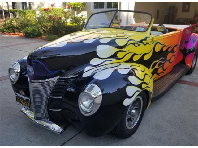 1939 Ford Custom