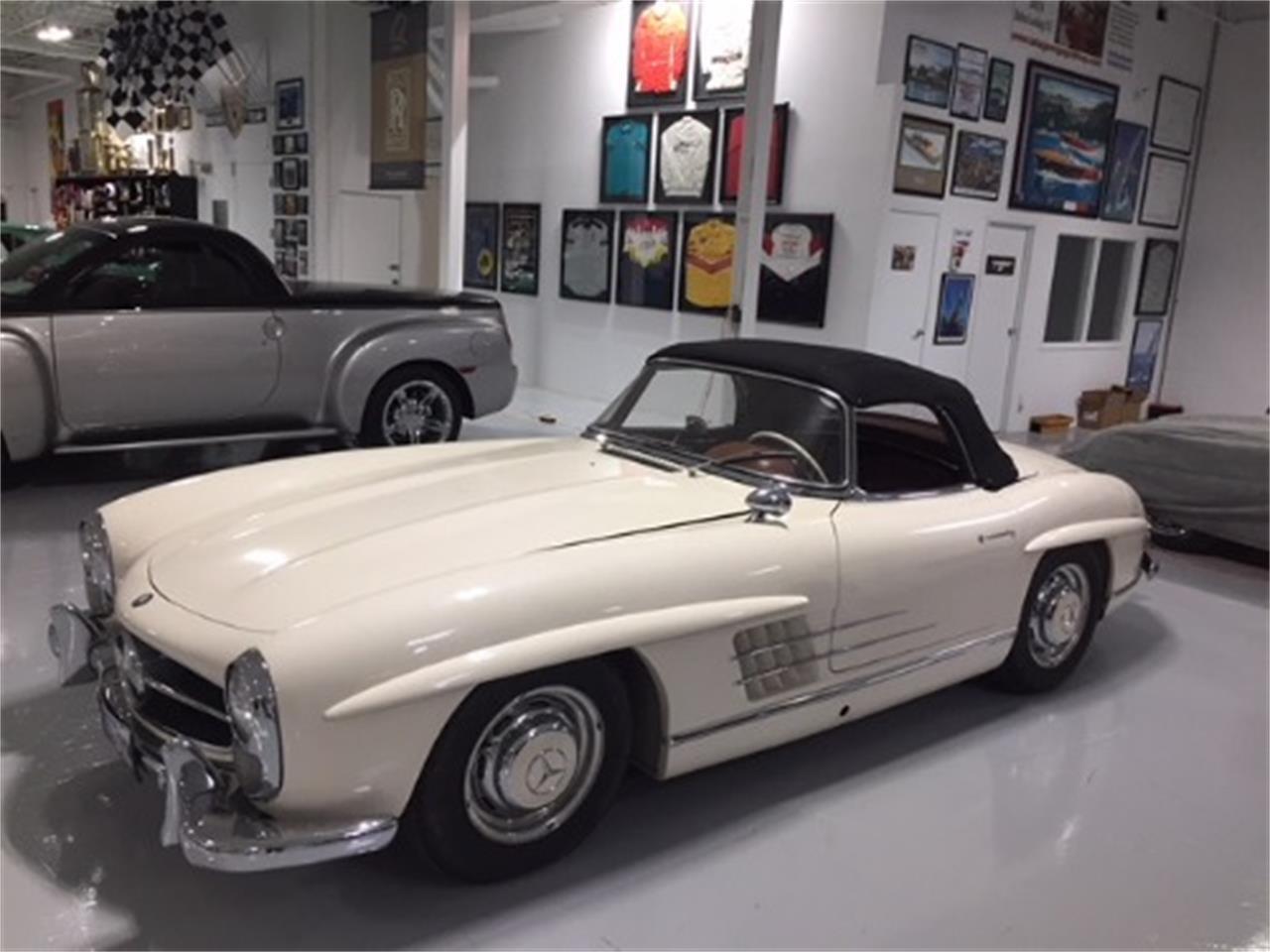 1957 Mercedes-Benz 300SL (CC-1161189) for sale in Astoria, New York