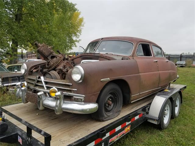 1950 Hudson Pacemaker 8 Standard (CC-1161557) for sale in Crookston, Minnesota