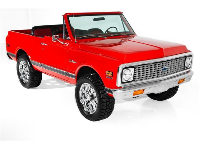 1972 Chevrolet Blazer (CC-1161704) for sale in Des Moines, Iowa