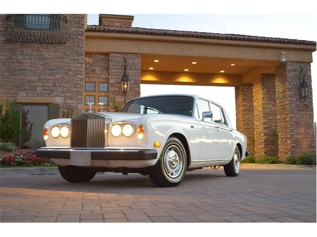 1978 Rolls-Royce Silver Shadow II (CC-1161820) for sale in Chandler, Arizona