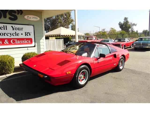 1978 Ferrari 308 GTS (CC-1161831) for sale in Redlands, California