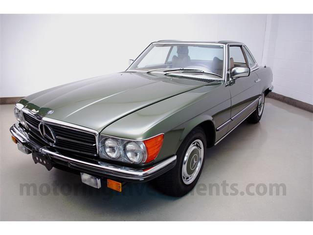1979 Mercedes-Benz 280SL (CC-1161836) for sale in Warrenton, Virginia