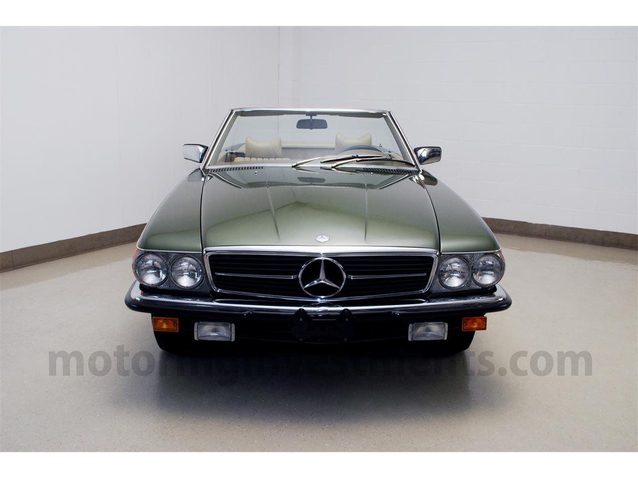 1979 Mercedes-Benz 280SL (CC-1161836) for sale in Warrenton, Virginia