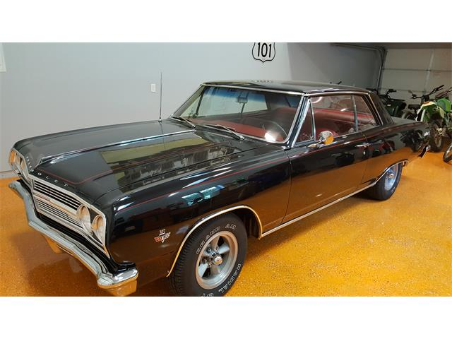 1965 Chevrolet Malibu SS