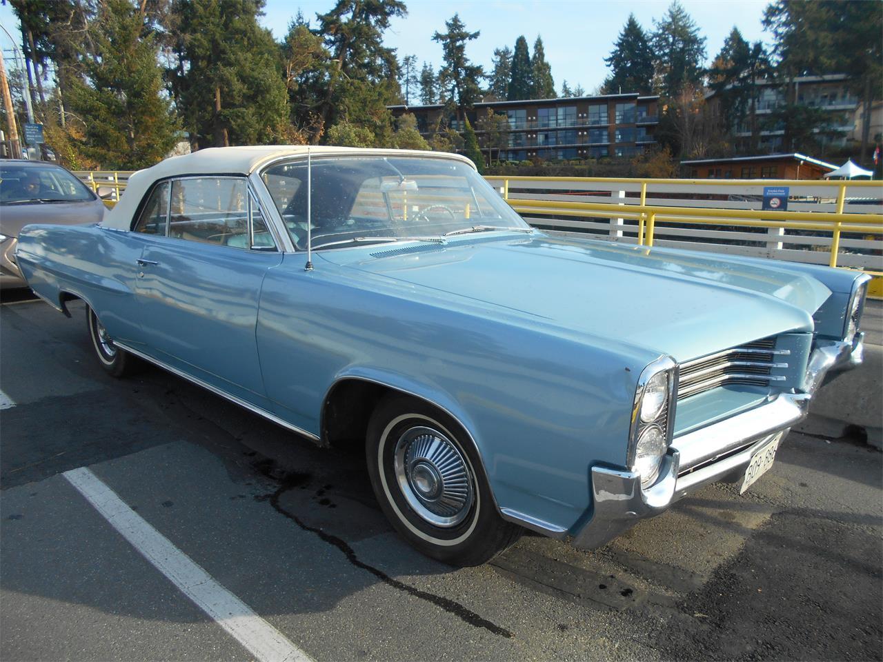 1964 Pontiac Parisienne For Sale Classiccars Com Cc 1162008