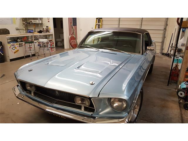 1968 Ford Mustang GT/CS (California Special) (CC-1162009) for sale in Cottonwood, Arizona
