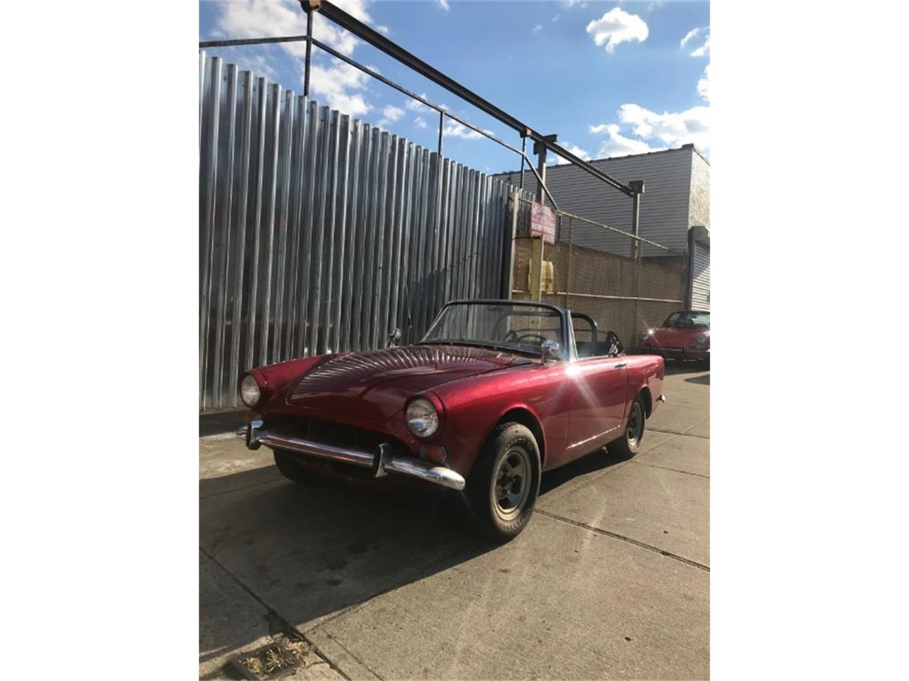 1966 Sunbeam Tiger (CC-1162056) for sale in Astoria, New York