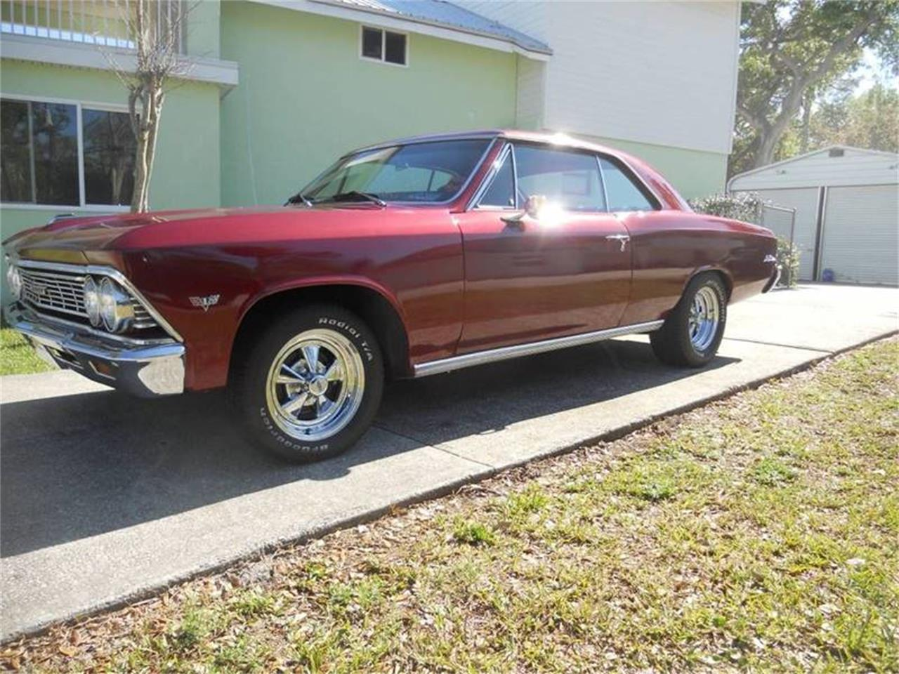 1966 Chevrolet Chevelle Malibu (CC-1162100) for sale in Sadler, Texas