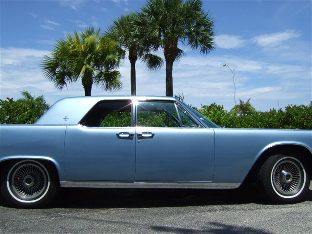 1962 Lincoln Continental (CC-1162157) for sale in Lantana, Florida