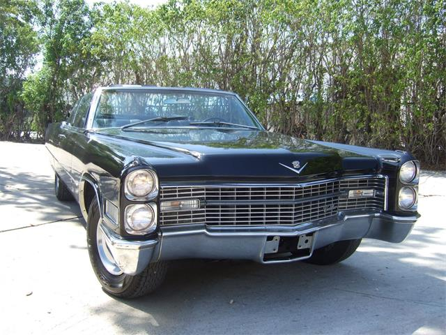 1966 Cadillac DeVille (CC-1162168) for sale in Palm Beach, Florida