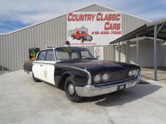 1960 Ford Fairlane (CC-1162245) for sale in Staunton, Illinois