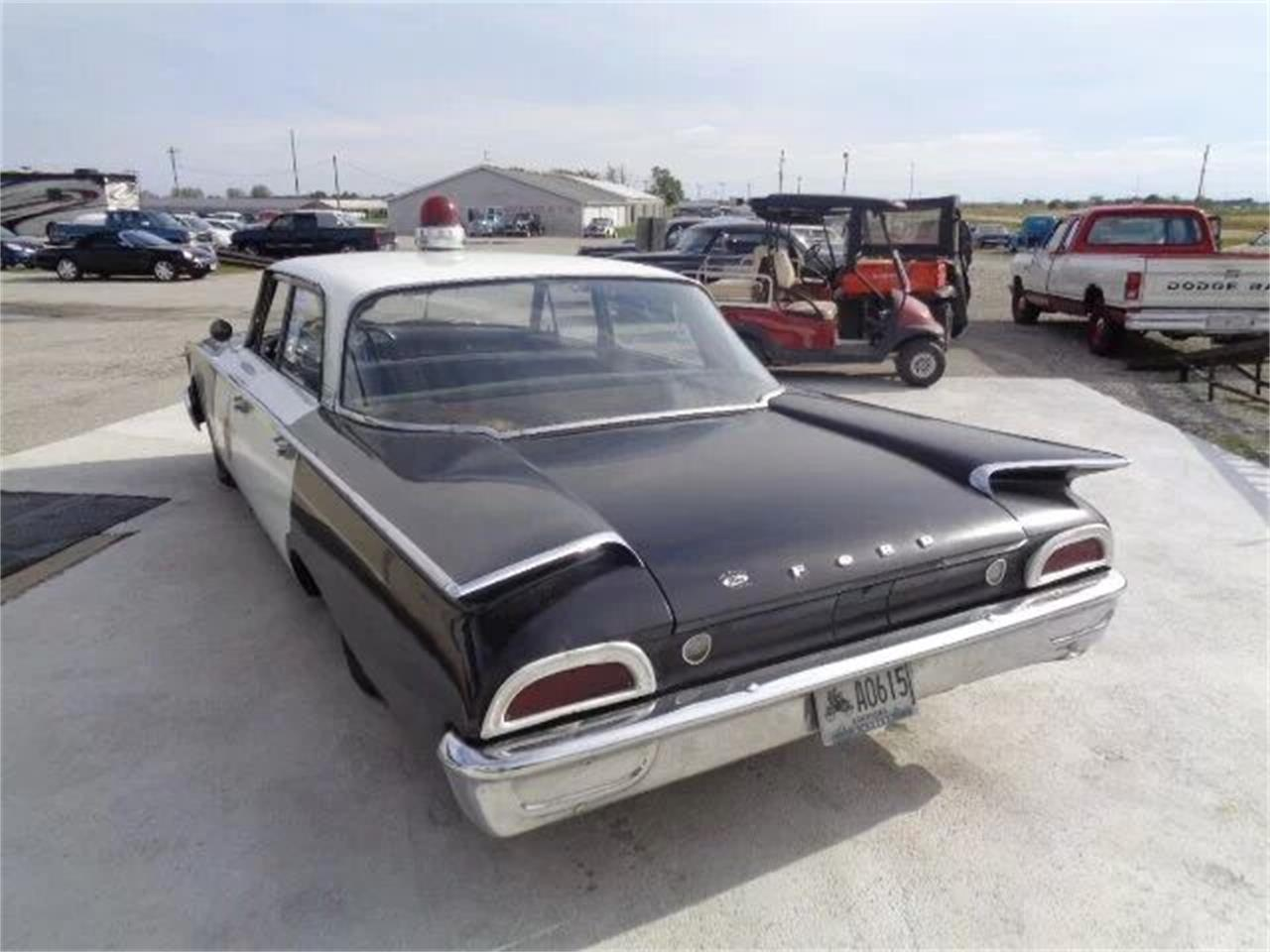 1960 Ford Fairlane (CC-1162245) for sale in Staunton, Illinois