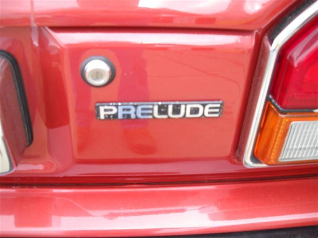 1981 Honda Prelude (CC-1162373) for sale in Ashland, Ohio