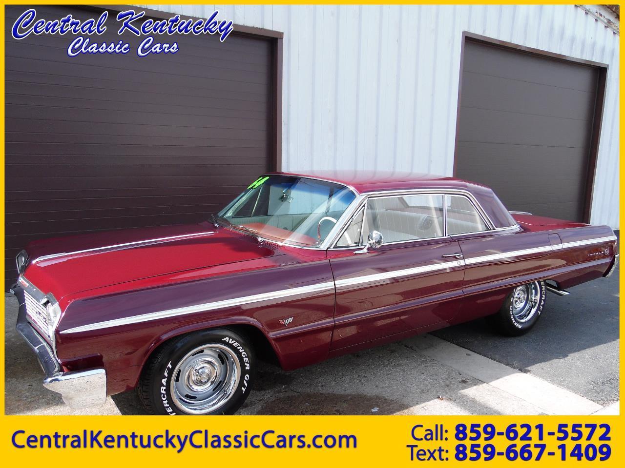 1964 Chevrolet Impala Ss For Sale Classiccars Com Cc 1162409