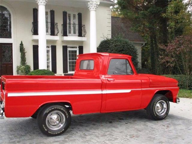 1965 GMC C/K 1500