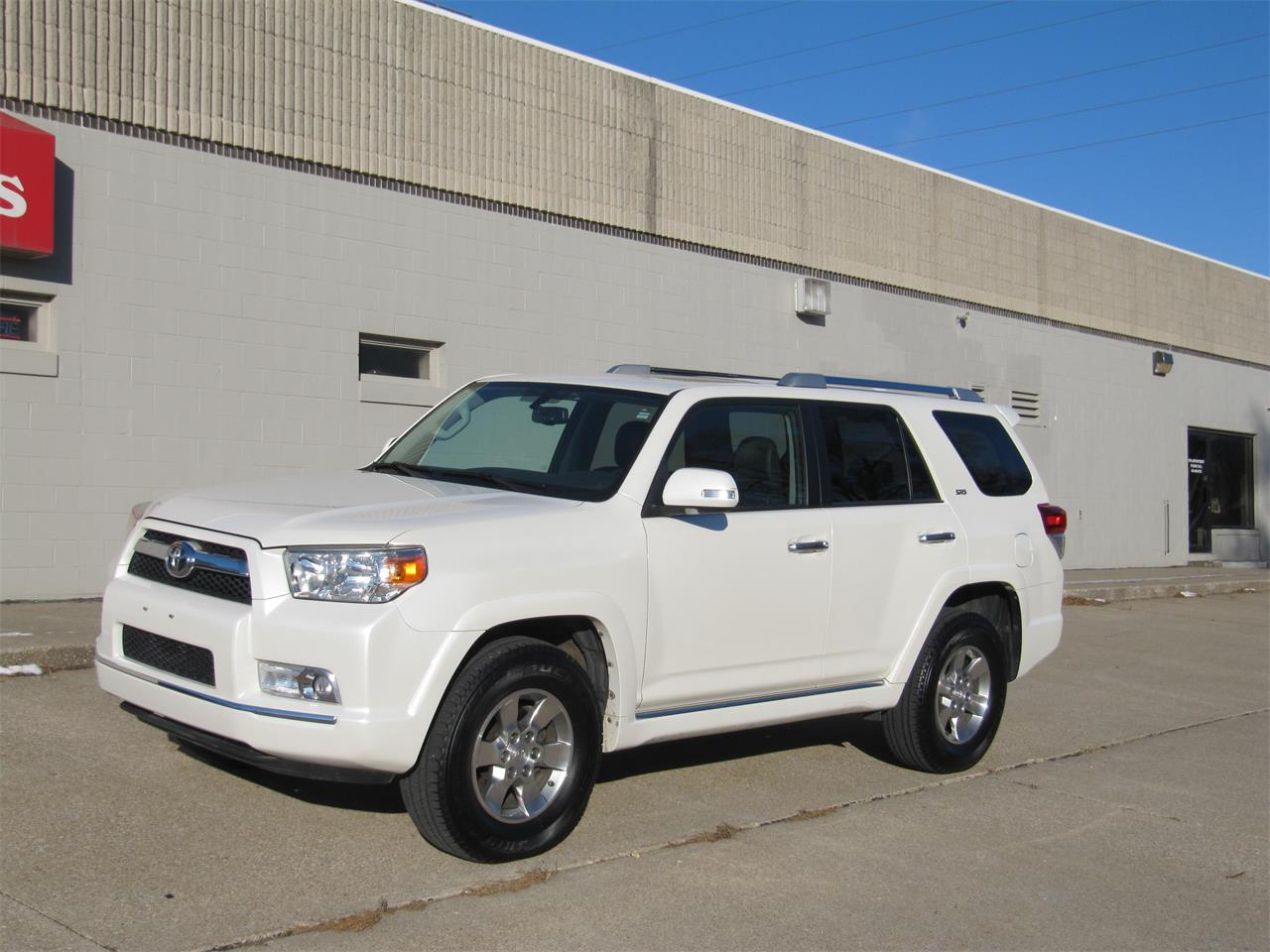 2010 Toyota 4runner For Sale Classiccars Com Cc 1162427