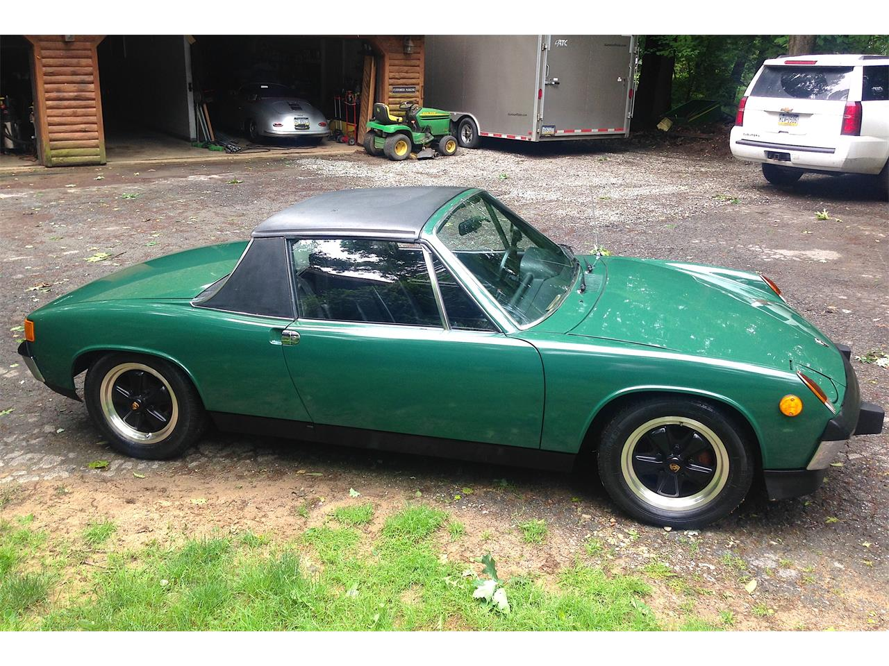 1973 Porsche 914 (CC-1162455) for sale in Quarryville, Pennsylvania