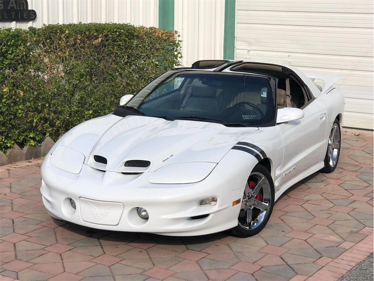 2000 Pontiac Firebird Lights The Future