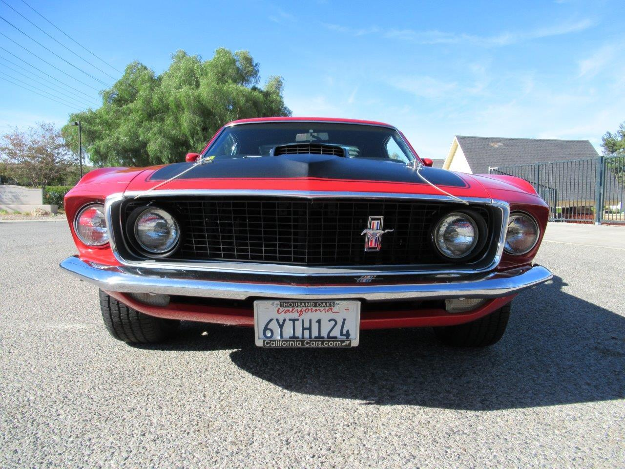 1969 Ford Mustang Mach 1 (CC-1162462) for sale in Simi Valley, California