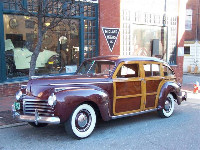 1941 Chrysler Town & Country (CC-1162469) for sale in lynchburg, Virginia