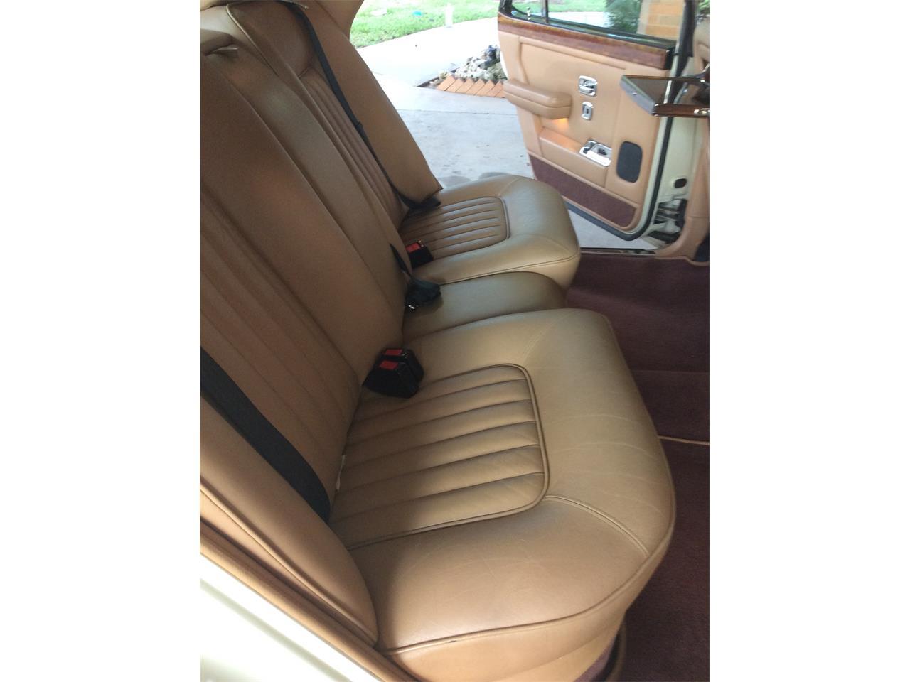 1985 Rolls-Royce Silver Spur (CC-1162479) for sale in Fulshear, Texas