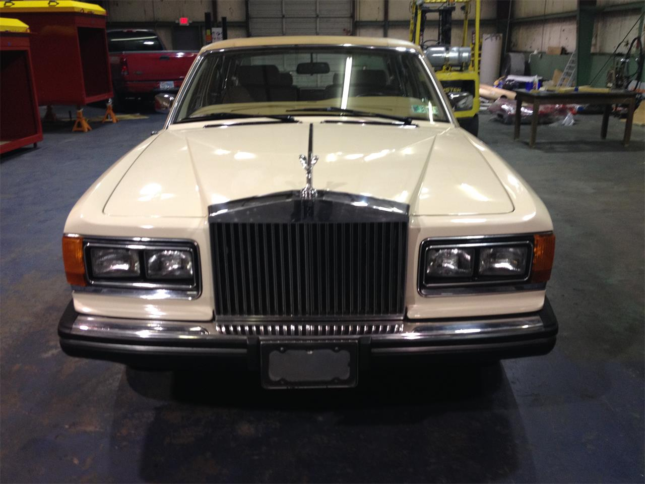 1985 Rolls-Royce Silver Spur (CC-1162479) for sale in Fulshear, Texas