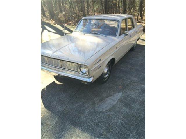 1966 Dodge Dart (CC-1162497) for sale in Jasper, Georgia