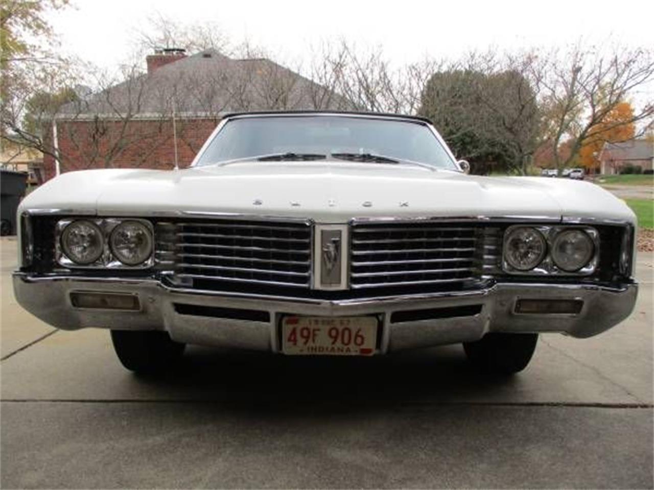1967 Buick LeSabre (CC-1162584) for sale in Cadillac, Michigan