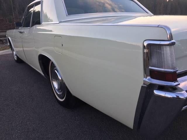 1969 Lincoln Continental (CC-1162601) for sale in Cadillac, Michigan