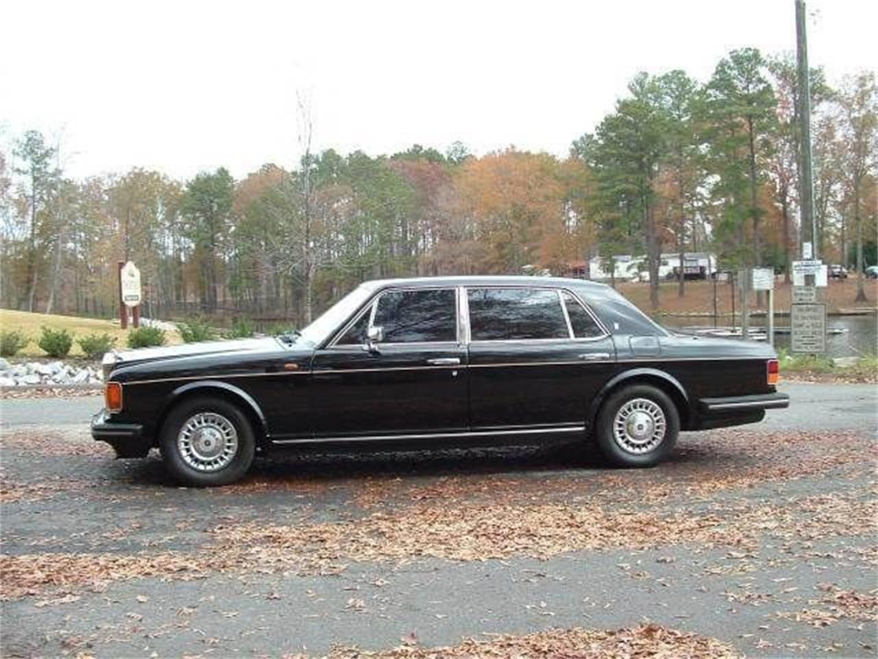 1989 Rolls-Royce Silver Spur (CC-1162611) for sale in Cadillac, Michigan