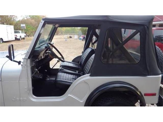 1979 Jeep CJ5 (CC-1162651) for sale in Cadillac, Michigan