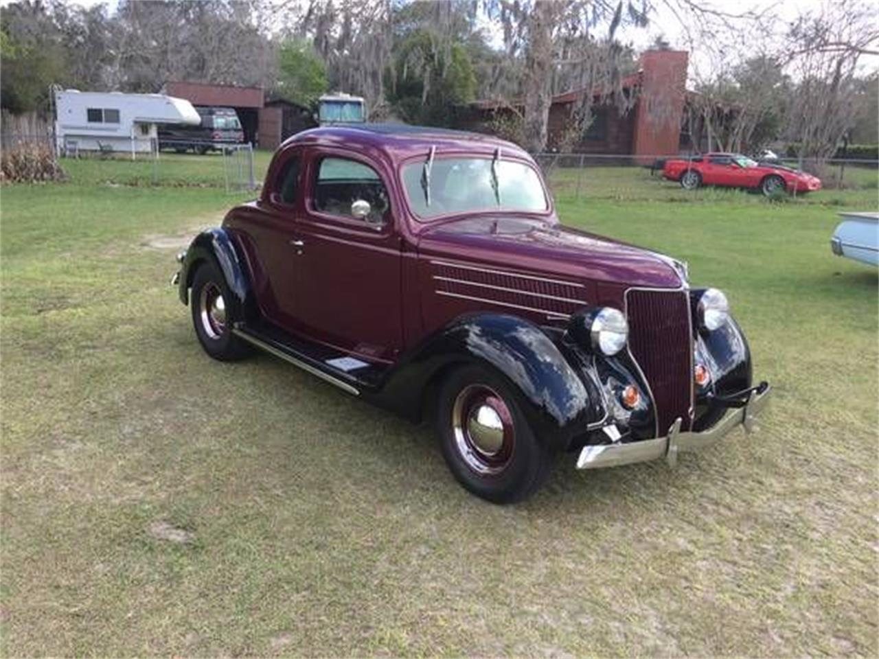 1936 Ford Coupe (CC-1162673) for sale in Cadillac, Michigan