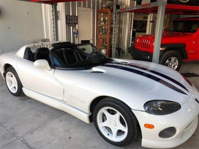 1996 Dodge Viper (CC-1162690) for sale in Cadillac, Michigan