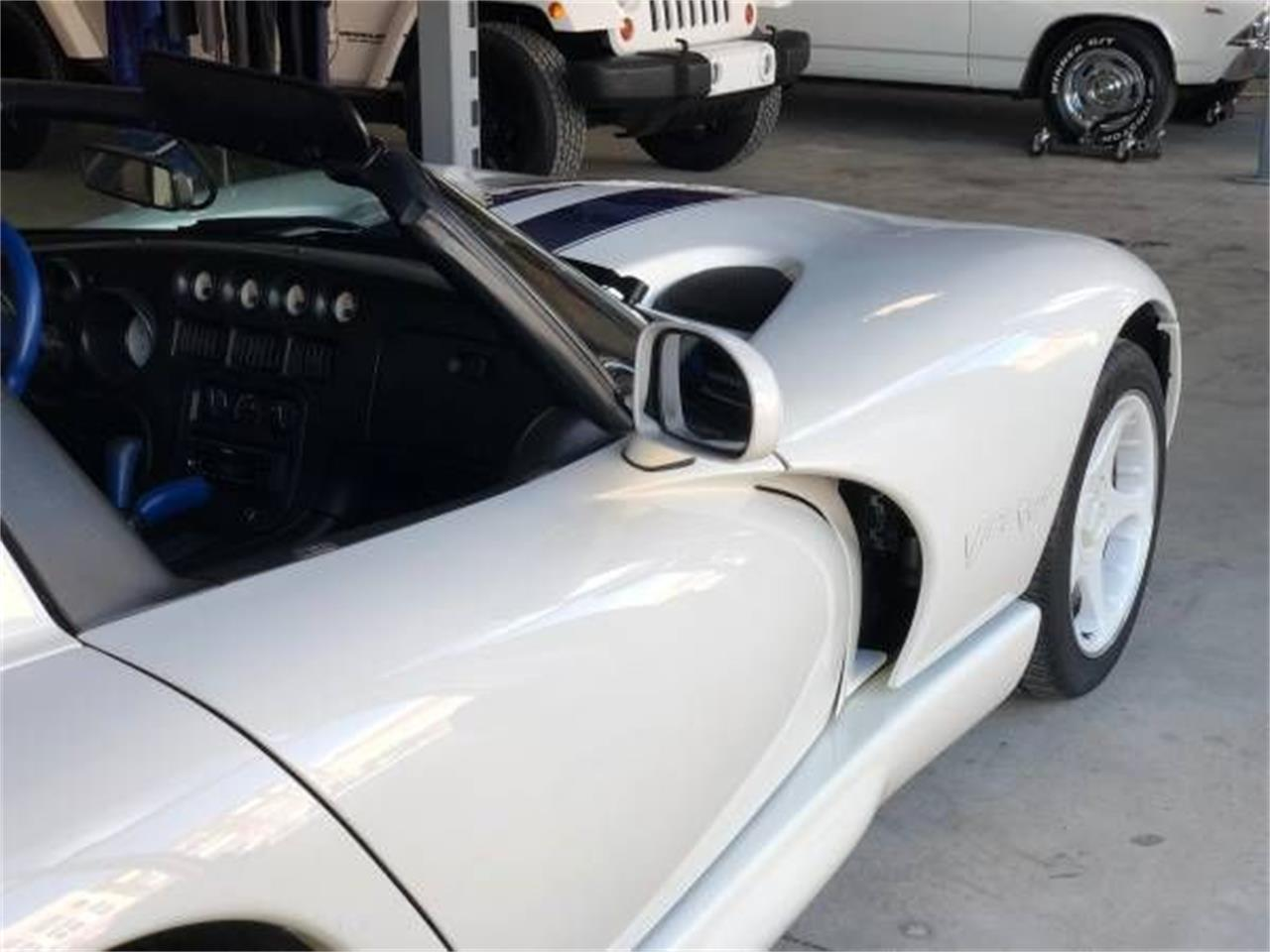 1996 Dodge Viper (CC-1162690) for sale in Cadillac, Michigan
