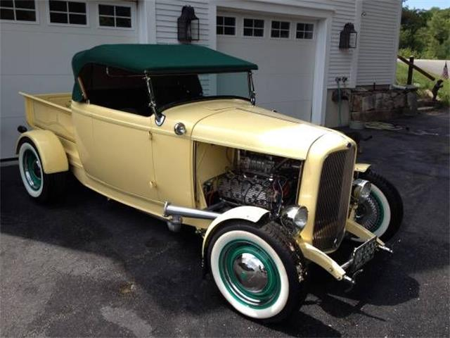 1932 Ford Roadster (CC-1162695) for sale in Cadillac, Michigan