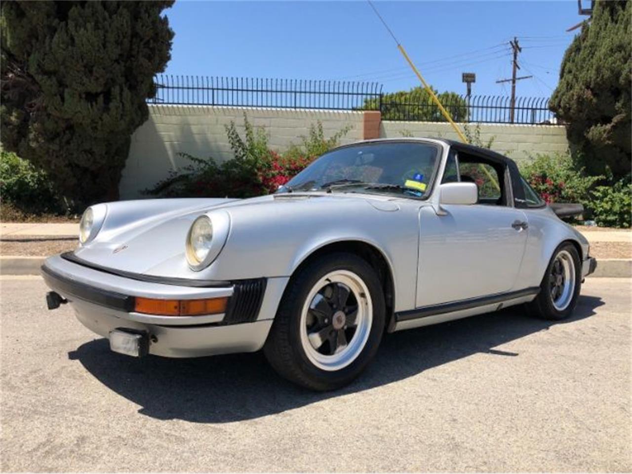 1980 Porsche 911 (CC-1162705) for sale in Cadillac, Michigan