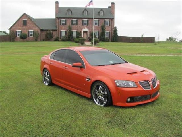 2008 Pontiac G8 (CC-1162715) for sale in Cadillac, Michigan